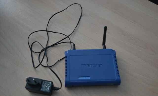 Роутер trendnet TEW-432BRP (RU)