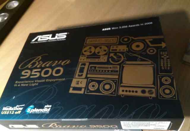 Видеокарта Asus bravo 9500 di 512md2