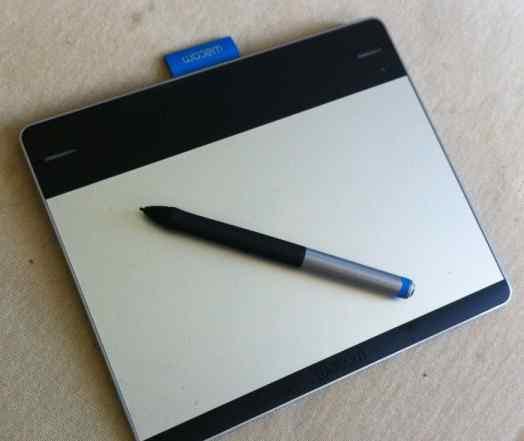 Wacom Intuous 5 Pen Touch
