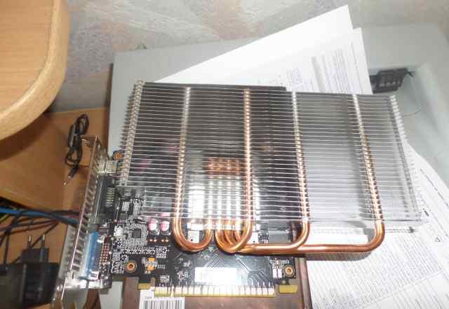 Palit Geforce GTX750 StormX OC 1Gb