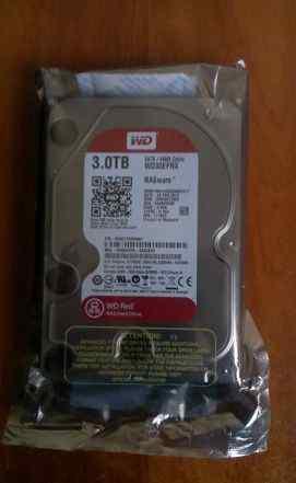 Жесткий диск Western Digital WD30efrx 3тб