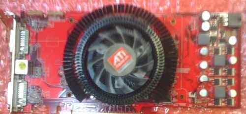 Видеокарта ATI Radeon HD 4730 1GB