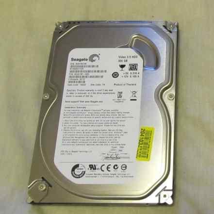 Жёсткие диски 3.5