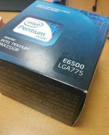 Intel Pentium E6500