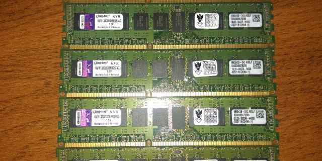 DDR3 KVR1333D3D8R9S/4G