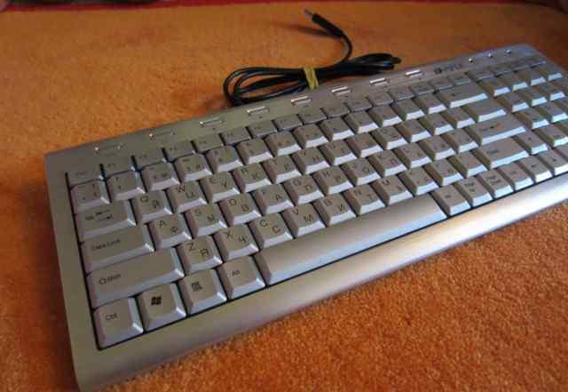 Клавиатура Hiper (металлический корпус)
