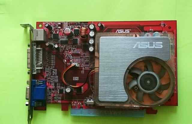 Radeon X1650pro 256Mb Б/У