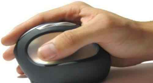 Microsoft Natural Wireless Laser Mouse 6000