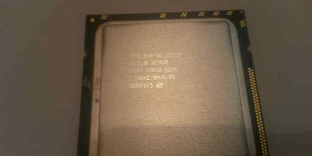 Процессор intel 5530 1шт