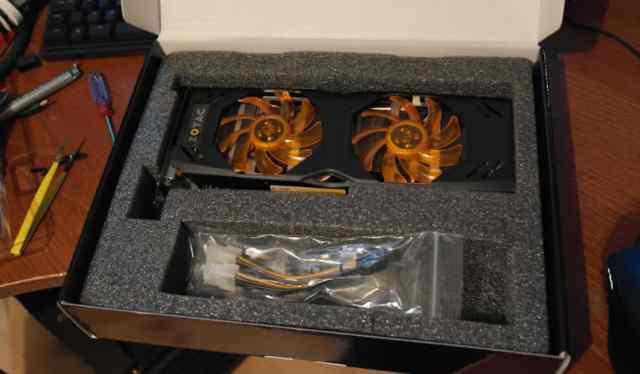 Nvidia Zotac GTX 770 AMP Edition