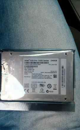 Жеский диск SSD intel 730 Series 240Гб, 2.5