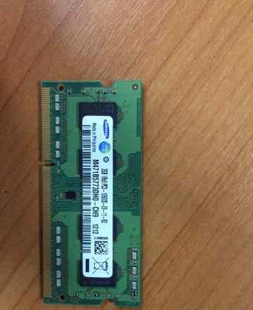Samsung 2GB DDR3 1333 SO-dimm