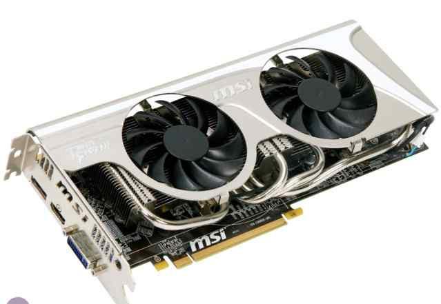 AMD Radeon HD 5800 Series с 1 гб видеопамяти