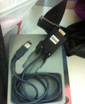 Переходник com-порт - USB
