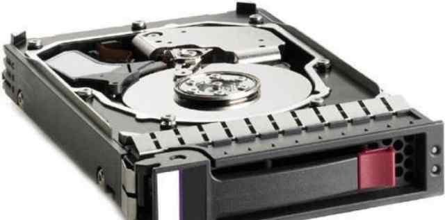 HP 72GB - 146GB SAS 2.5 inch 10K rpm Новые