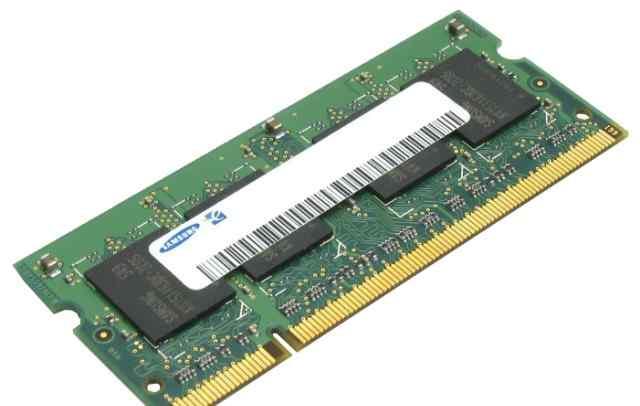 Samsung DDR2 667 SO-dimm 1Gb
