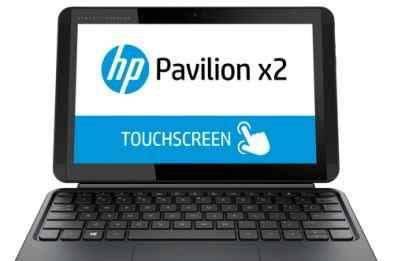 Планшет HP Pavilion x2 10-k001nr