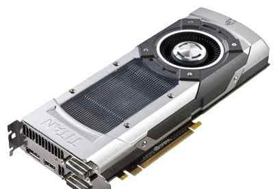 Zotac GeForce gtx Titan 6Gb