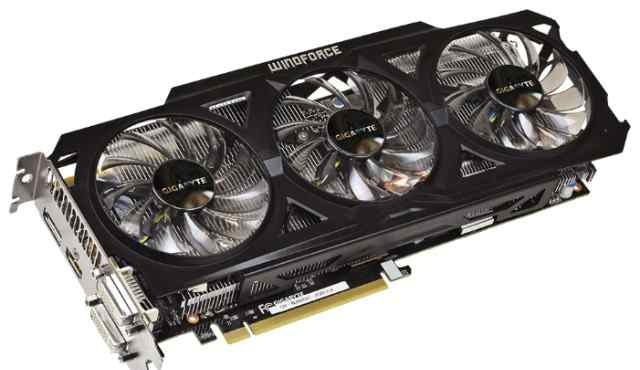 Видеокарта GeForce GTX 760 2Gb RTL