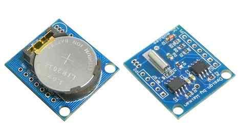 DS1307 модуль часов реального времени Arduino