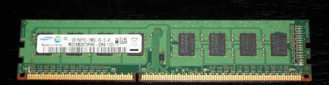 Samsung dimm DDR3-1333 (PC3-10600), 1 GB