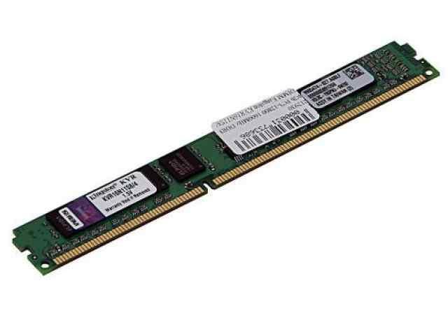 KVR16N11S8/4 DDR3 PC3-12800 4Gb Kingston