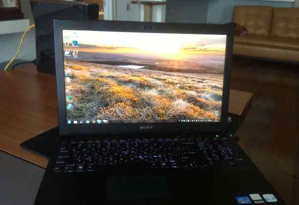 Sony Vaio Intel(R) Core(TM) i7-2640M CPU 2.80GHz