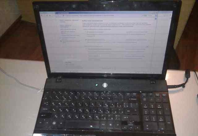 ноут HP probook 4510s