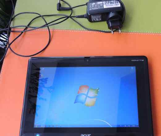 Планшет Acer Iconia Tab W501 (128Гб)