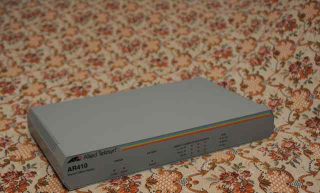 Маршрутизатор Allied Telesyn AT-AR410