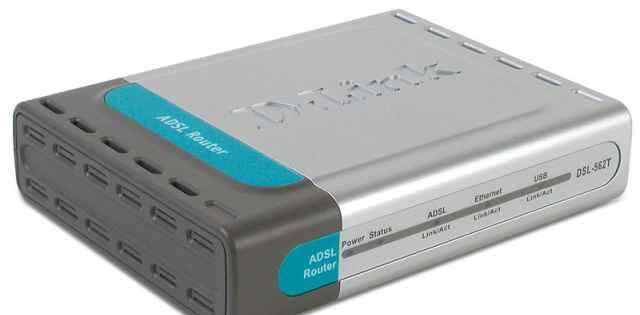 D-Link DSL-500T adsl Router