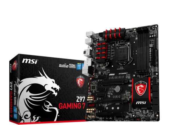 Игровой компьютер(new)(Core i7-4790, MSI R9 290X)