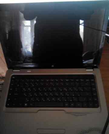 ноутбук HP G62 (требуется замена видеокарт)