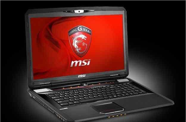 Игровой Ноутбук MSi GX780 DXR