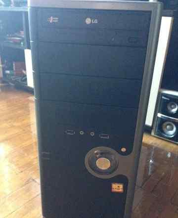 Хороший пк (Intel Core) + Монитор 24