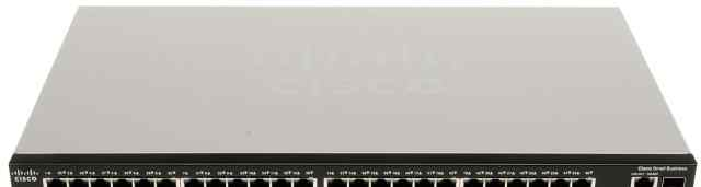 Cisco SLM2048T 48 портов Ethernet 10/100/1000 Мбит