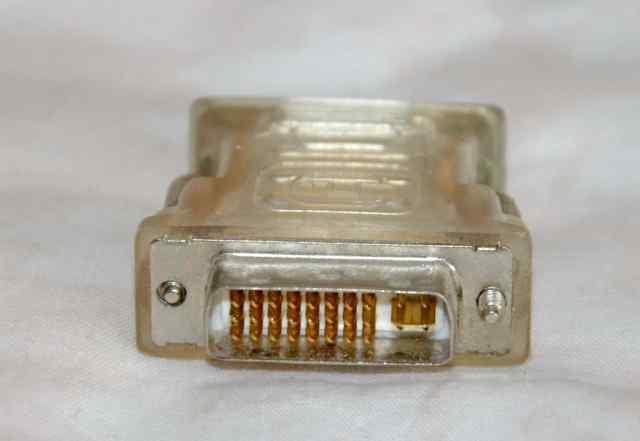 DVI-VGA переходник