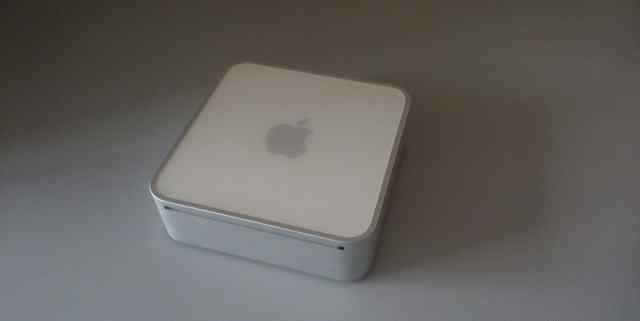 Apple Mac mini 2009 1.83GGh/3Gb/160Gb/DVD-RW
