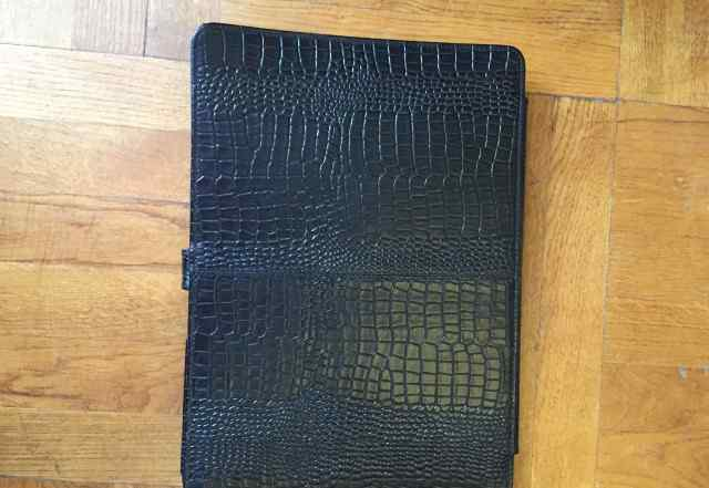 Кожаный чехол для macbook air 13