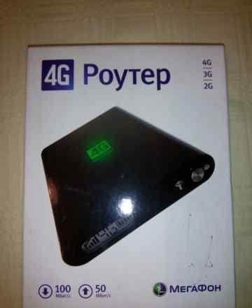 Роутер 4G LTE Мегафон