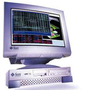 Рабочая станция SUN Microsystems Ultra5