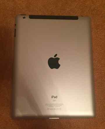 Apple iPad 3 32Gb Wi-Fi + Cellular белый