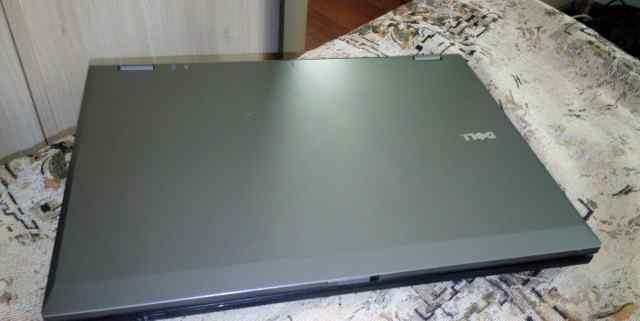 Ноутбук dell на core i5