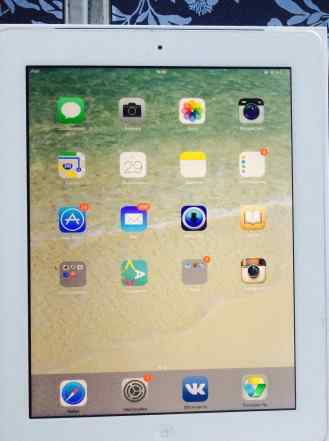 Apple iPad 4 Wi-Fi + Cellular 16 gb Ростест