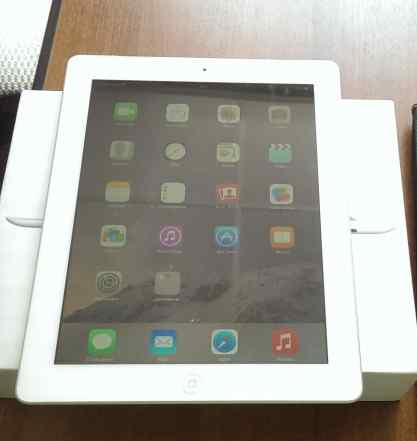 Apple iPad 4 32 Gb Wi-Fi + Cellular