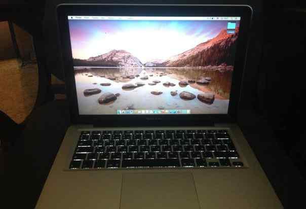 Macbook pro 13 как новый