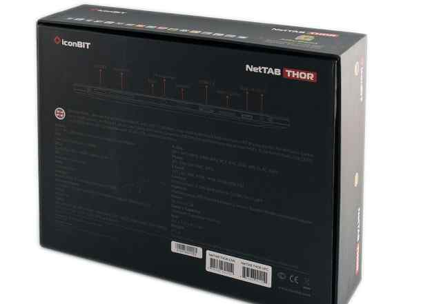 Планшет Iconbit Nettab Thor (Cube 30GT)