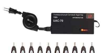 Универсальный адаптер InterStep UAC-70 Black