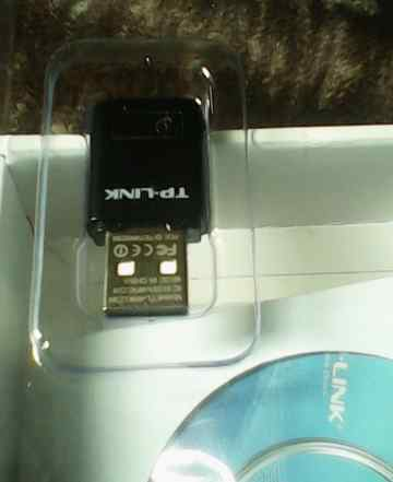 USB Адаптер WiFi TL-WN823N 300Mbps