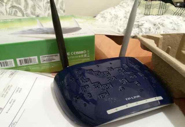 Повторитель Wi-Fi точка доступа TP-link TL-WA830RE